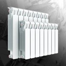 Биметаллический радиатор Rifar MONOLIT 500 в Оренбурге по самым привлекательным ценам