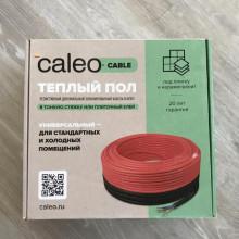 Теплый пол кабельный CALEO CABLE 18W-10, 1,4 м2 в Оренбурге по самым привлекательным ценам